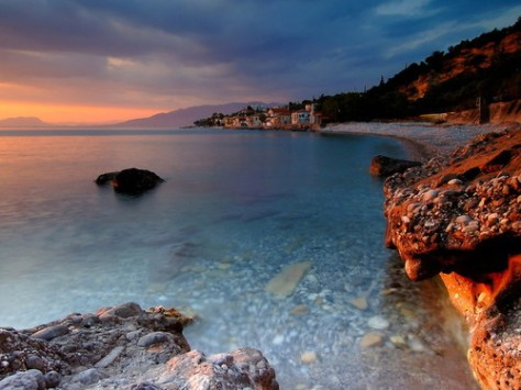 World_Greece_Coast_of_Greece